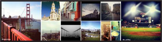 San Francisco Instagrammed