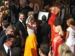 Leslie Mann (Best Dressed) & Hubby Judd Apatow