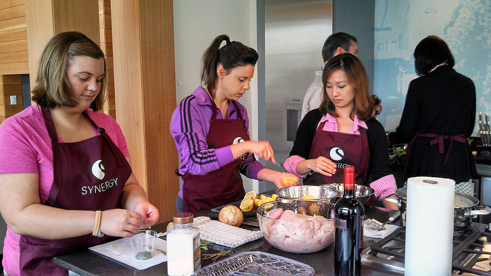Cooking Demo 6