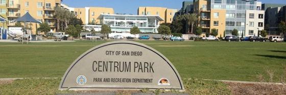 Centrum Park - San Diego, California