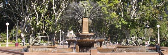 Hyde Park - Sydney, Australia