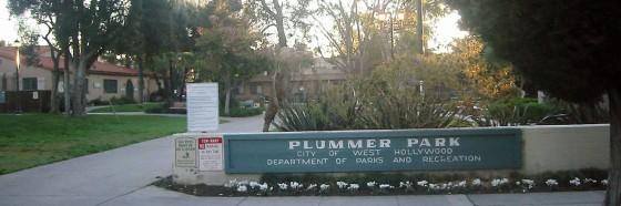 Plummer Park - West Hollywood, California